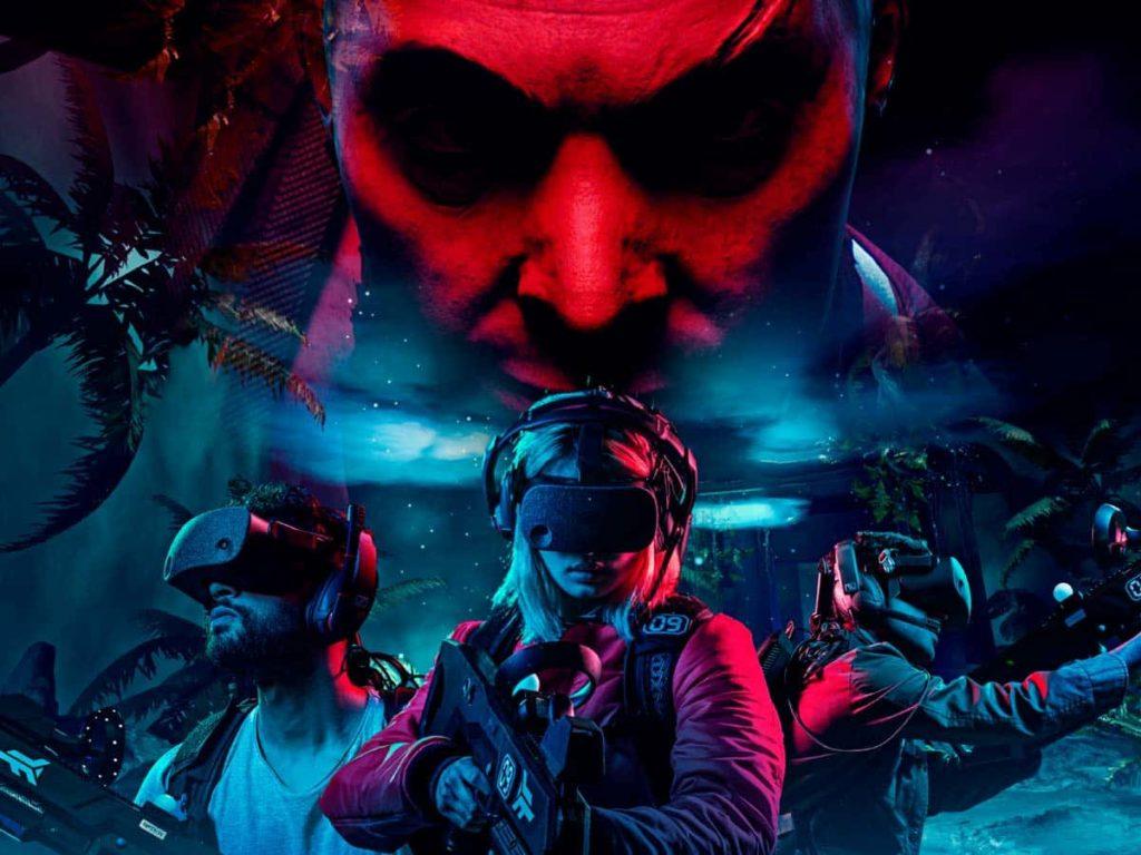 Ubisoft lanza Far Cry VR Dive into sanity para los centros de Zero Latency
