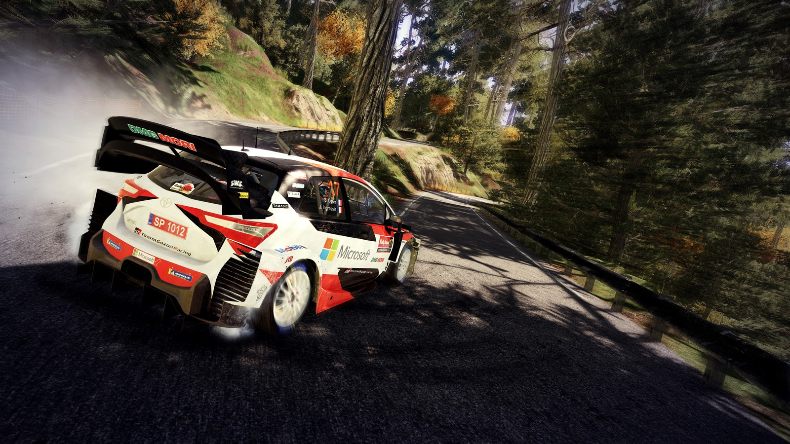 WRC 9 ya disponible en Xbox Series