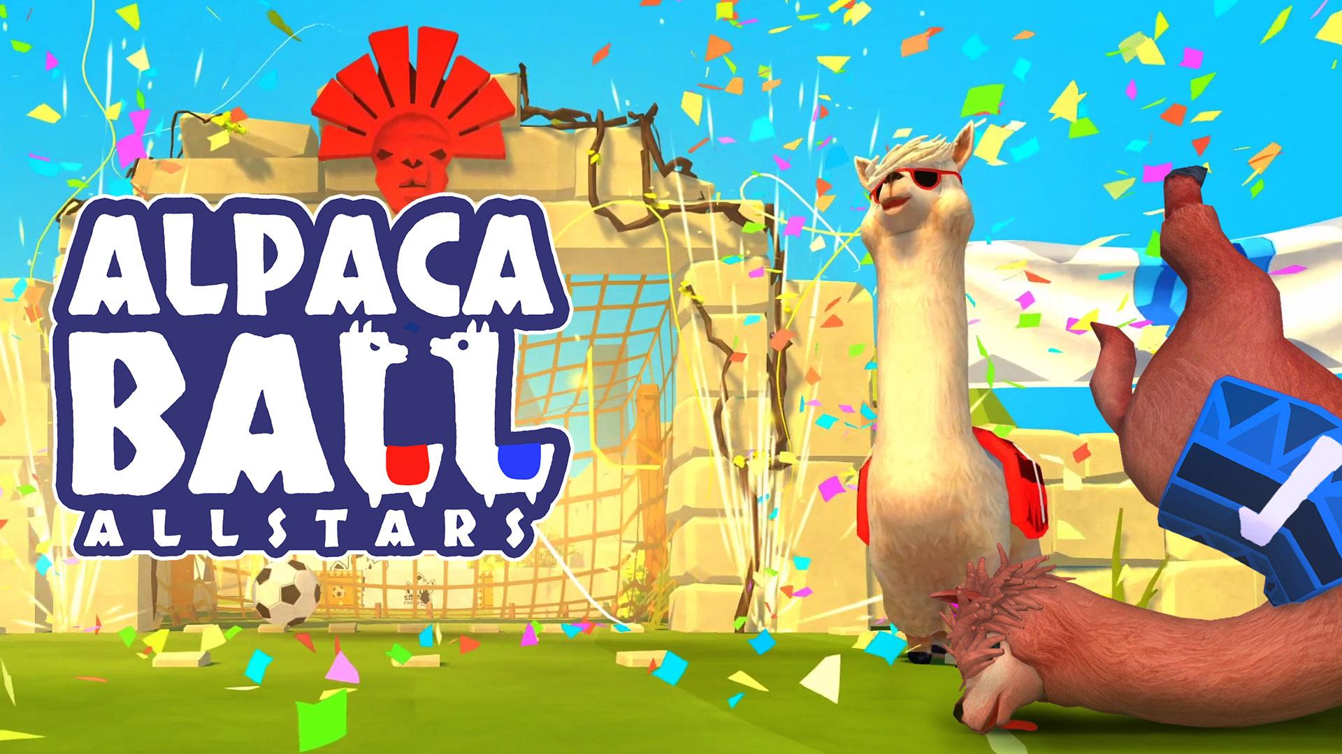 alpaca ball allstarts