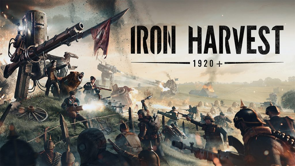 iron harvest geforce now