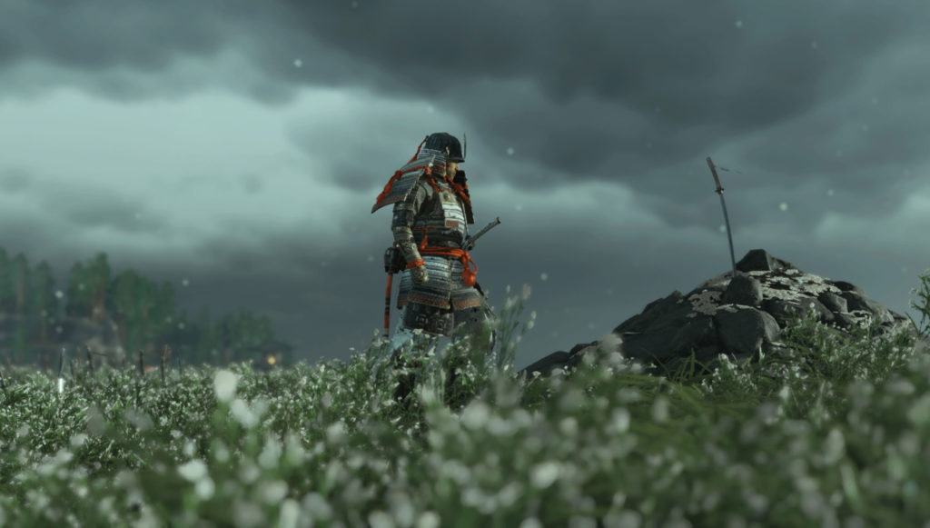 ghost of tsushima ps5 1 1