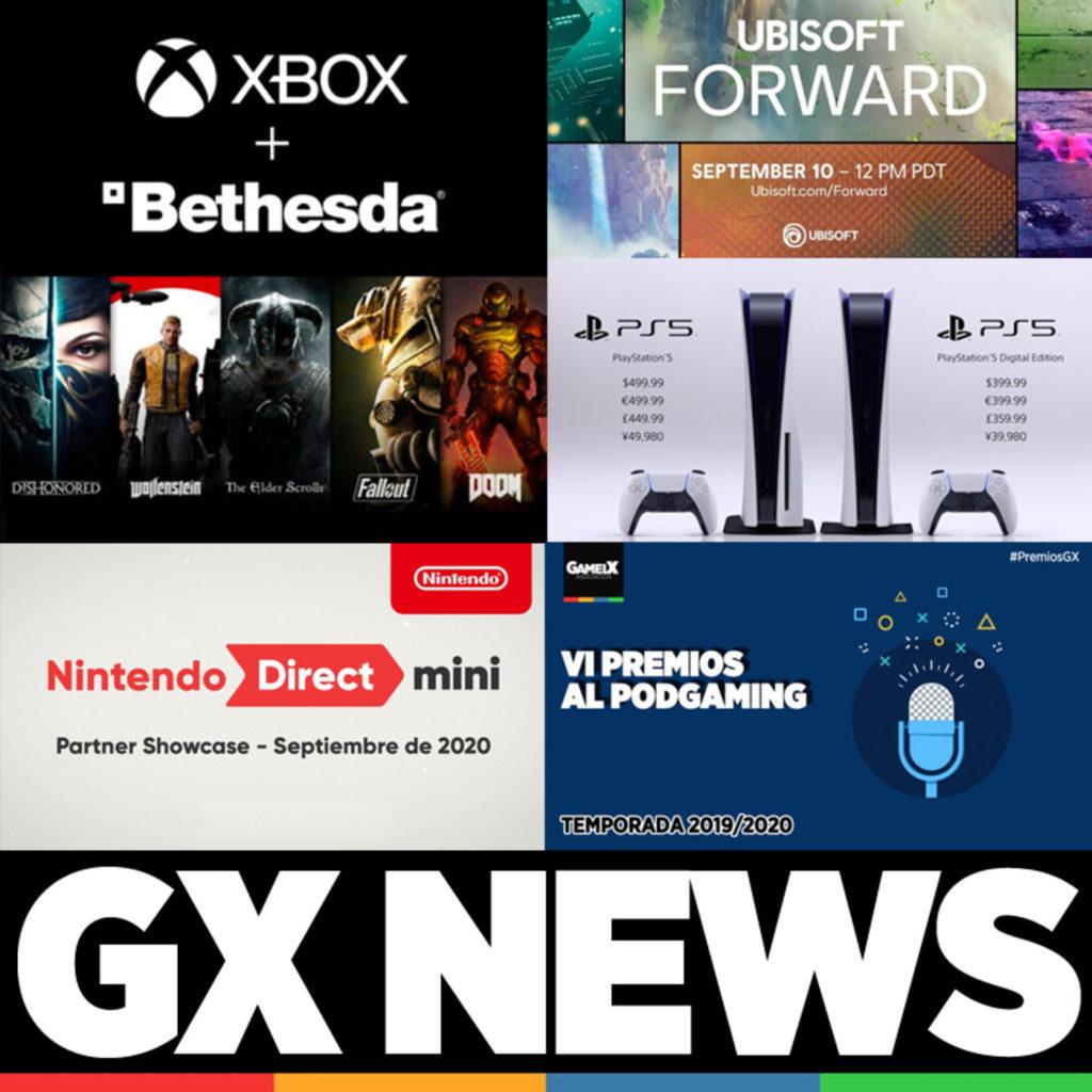 programa sobre noticias de videojuegos