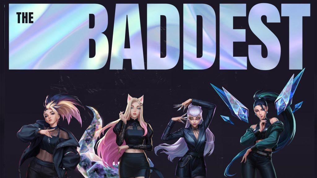 K/DA anuncia su regreso