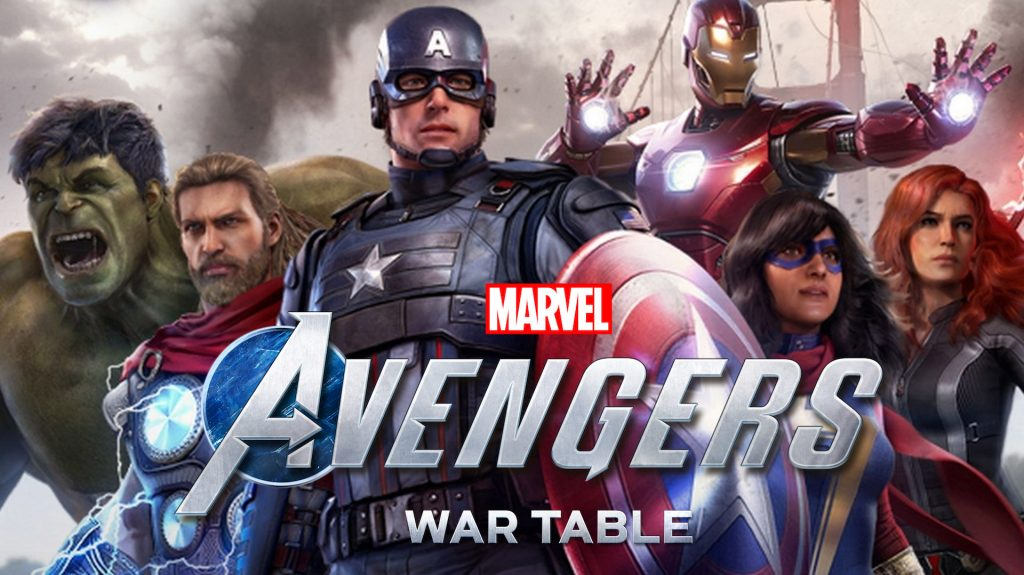 war table marvel
