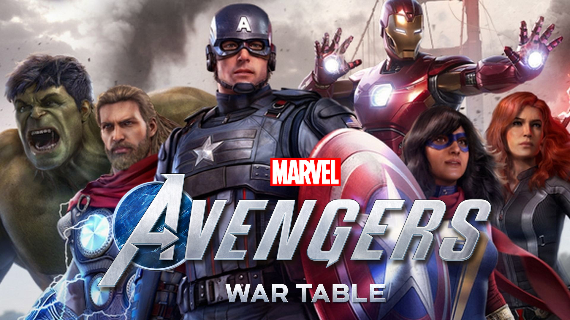 war table marvel