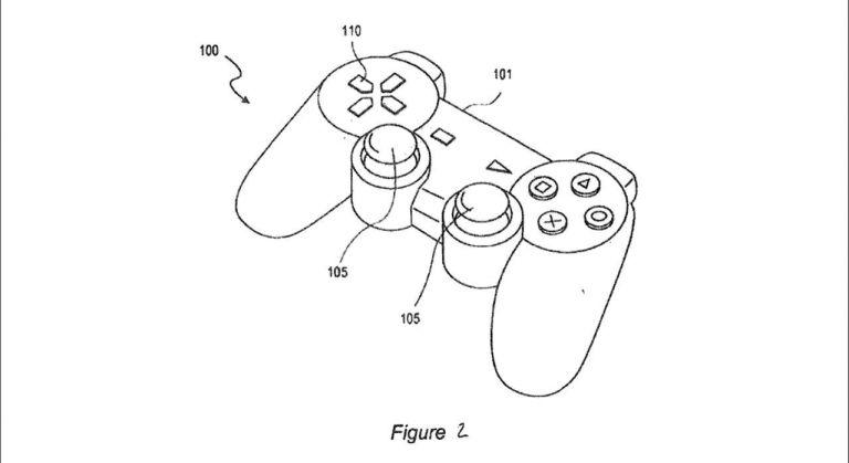 patente dualsense