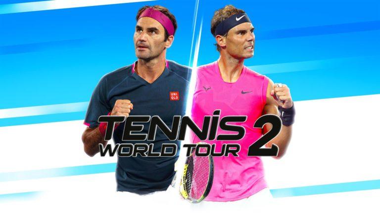 Tennis World Tour 2 ya está disponible en Nintendo Switch