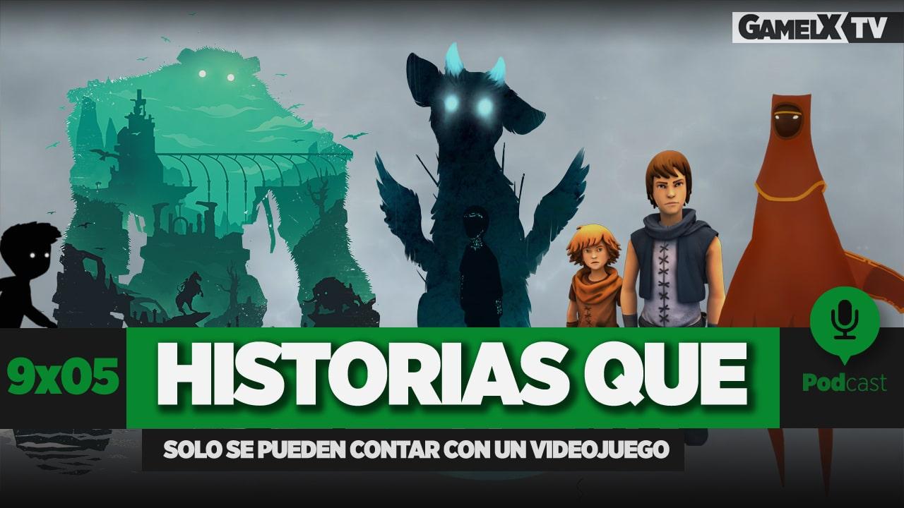 Historias que sólo se podrían contar con un videojuego