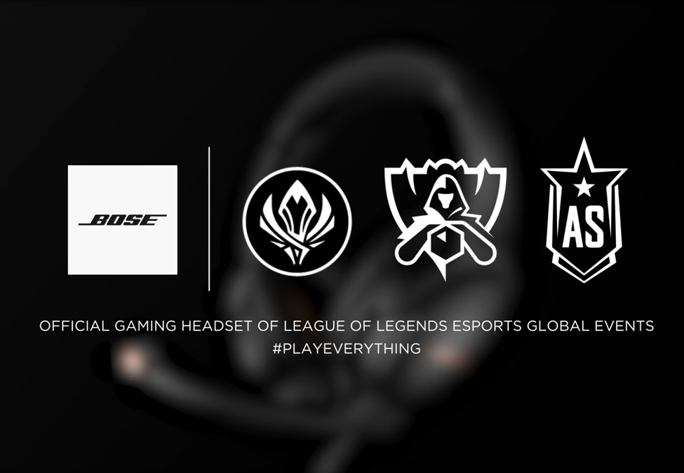 Bose League of Legends Esports