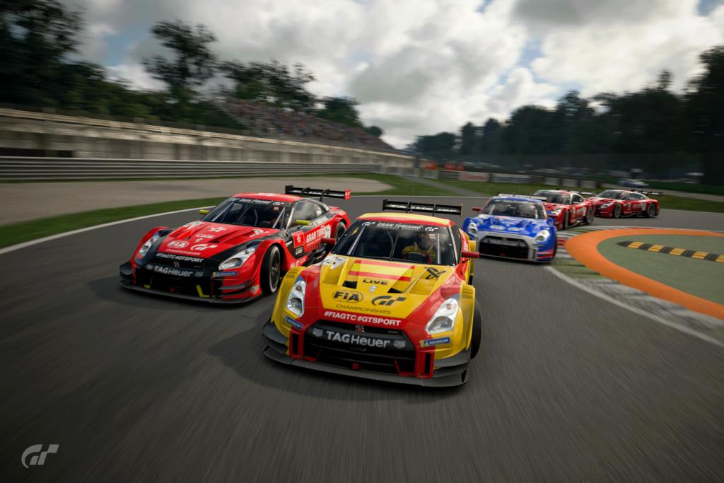 FIA GTC 2020 FINALS 4