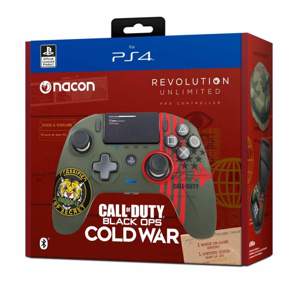 Nacon Revolution Unlimited edición Call of Duty