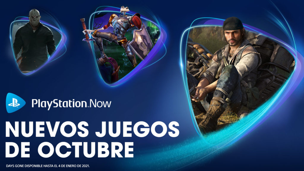 PSNOW Juegos Octubre