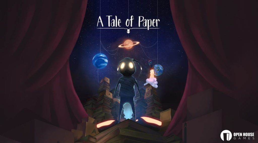 PS A TALE OF PAPER 2