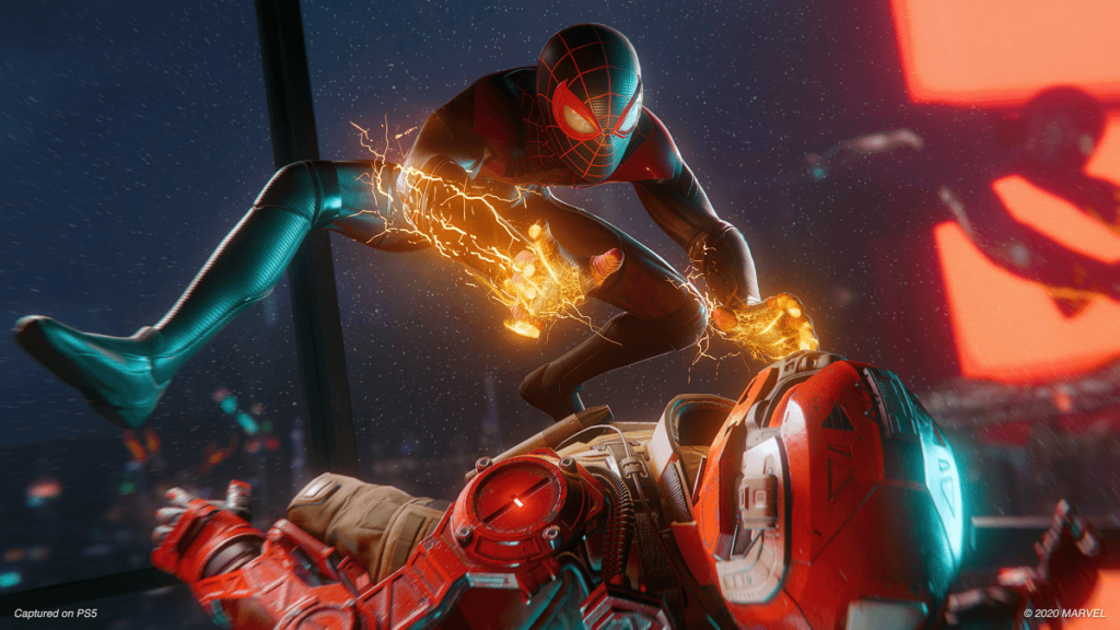 PS Marvels Spiderman Miles Morales 1
