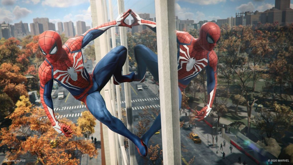 PS Spider Man Remasterizado PS5 1