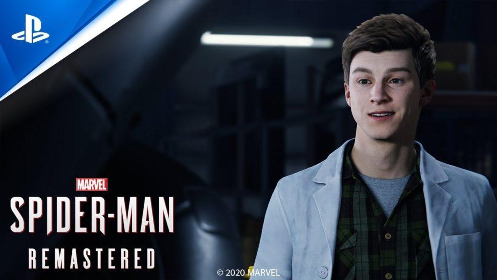 PS Spider Man Remasterizado PS5 2