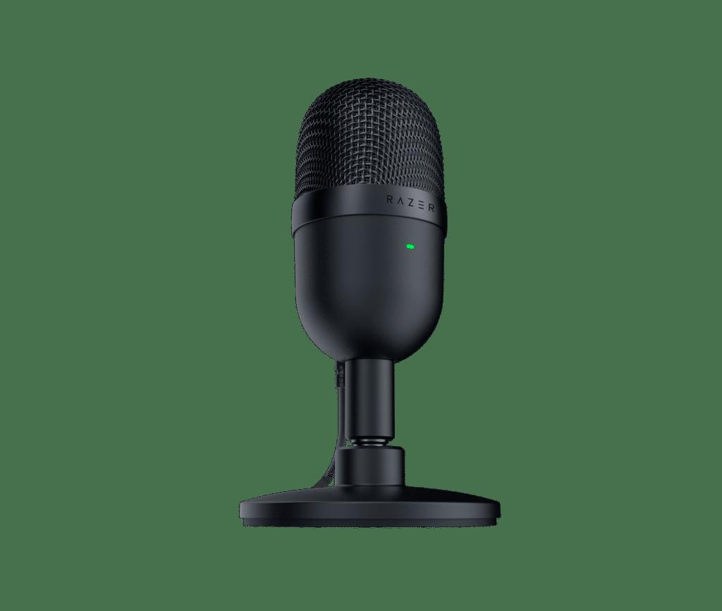 Razer Seiren Mini Black Render