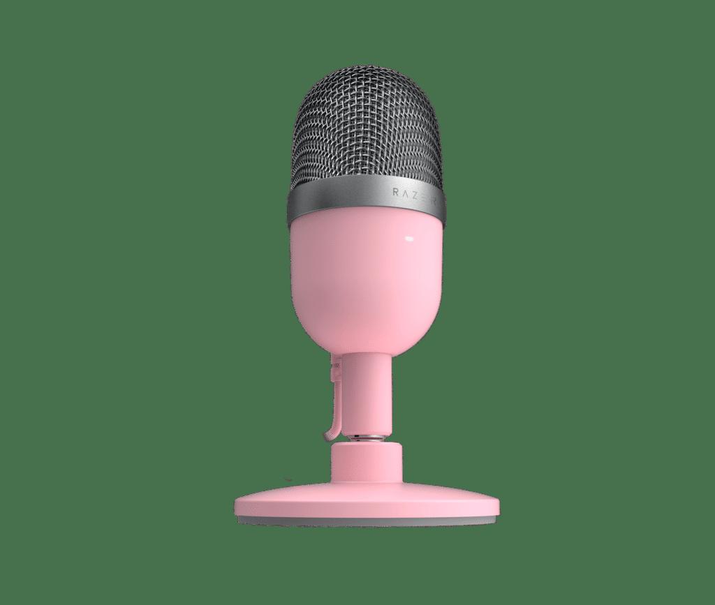 Razer Seiren Mini Quartz Render