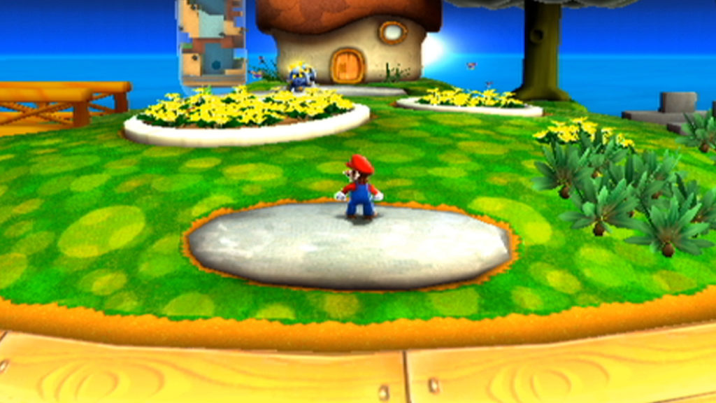 Super Mario Galaxy foto 2