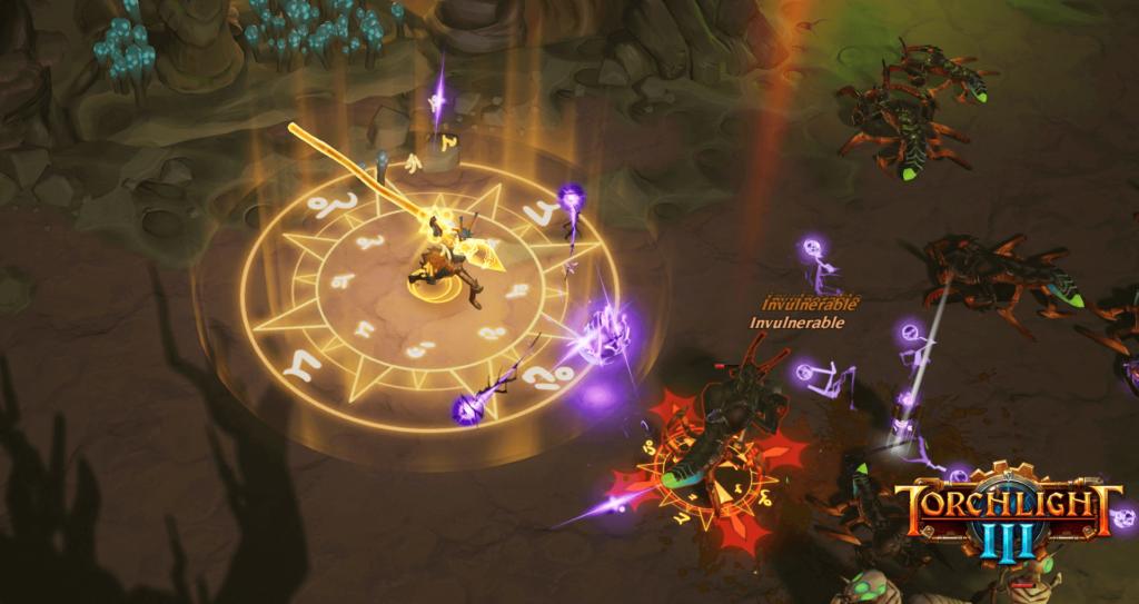 Torchlight III Launch Screenshot1