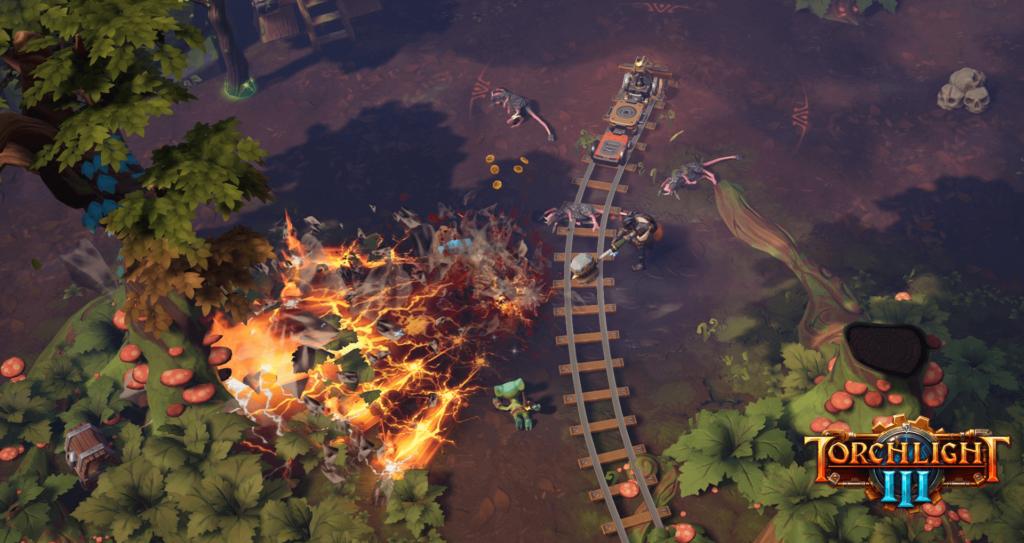 Torchlight III Launch Screenshot2