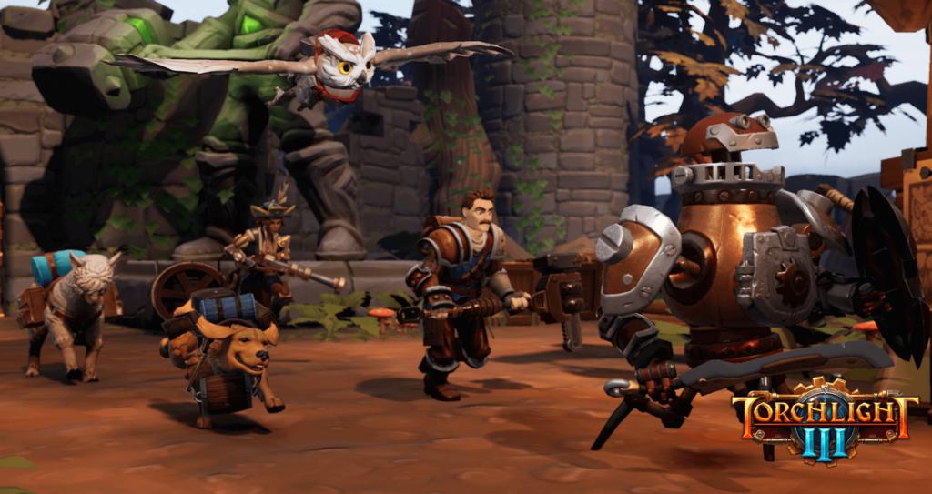 Torchlight III Launch Screenshot6