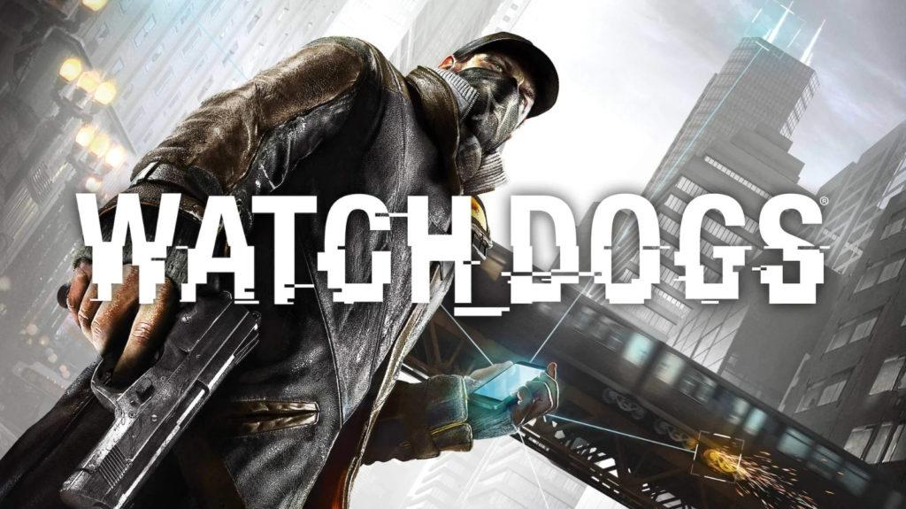 Personajes de videojuegos con mascarilla watch dogs