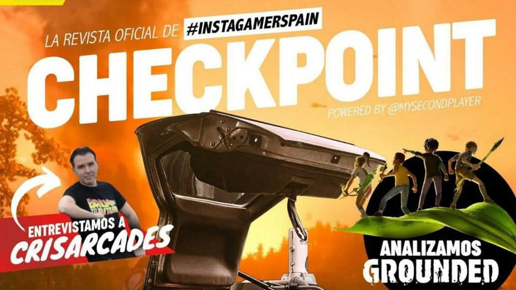 revista check point juegos ambientados en cementerios