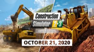 construction simulator nintendo switch