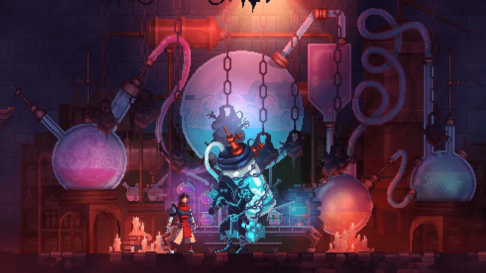 dead cells merge games