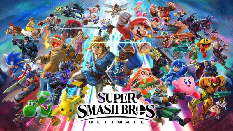 Super Smash Bros. Ultimate European Throwback Throwdown