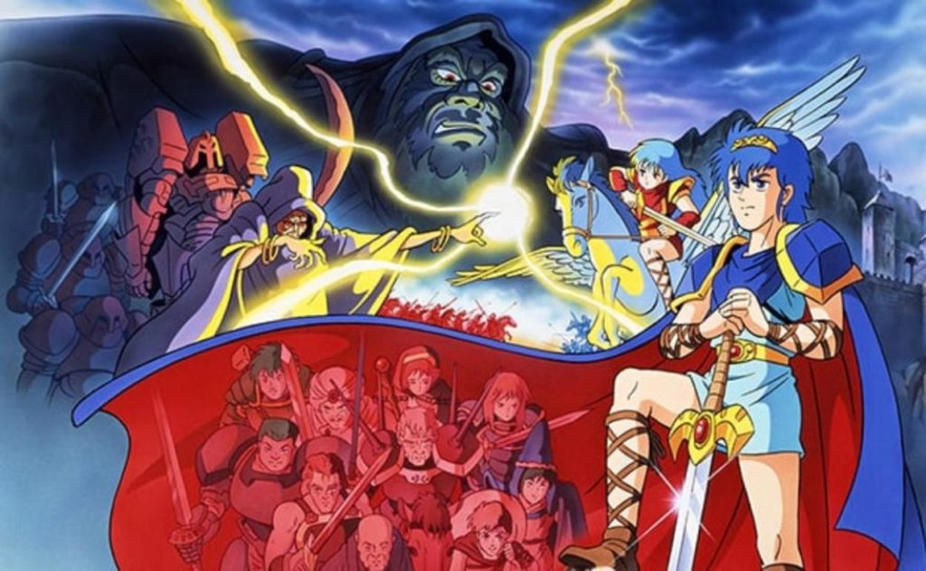Fire Emblem Shadow Dragon and the Blade of Light