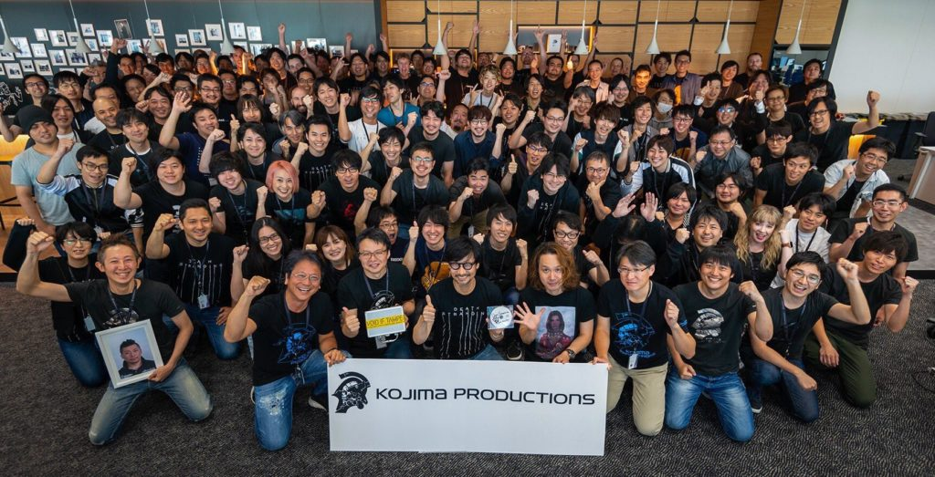 kojima productions busca