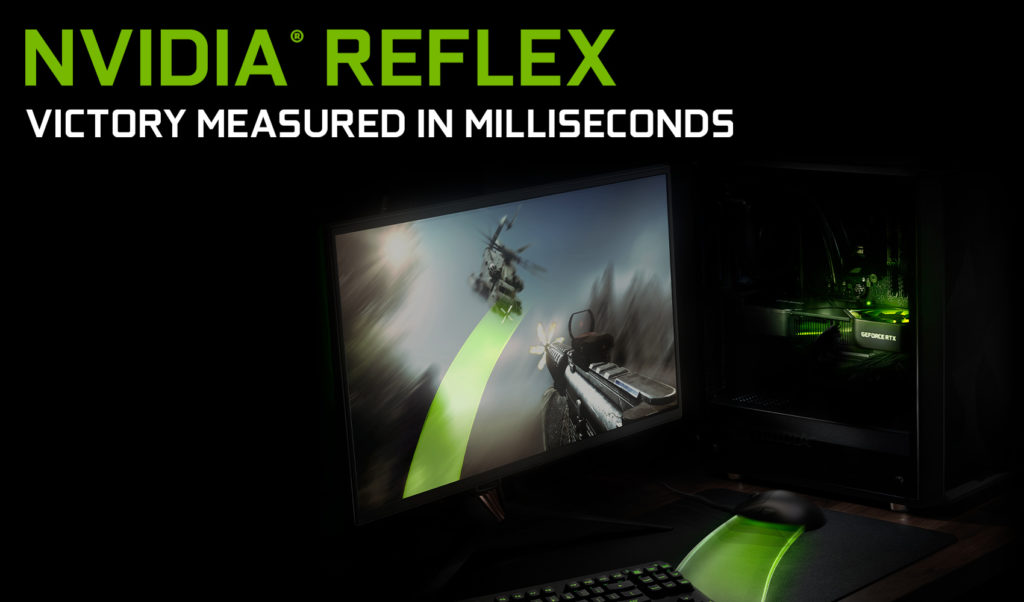 nvidia reflex key visual