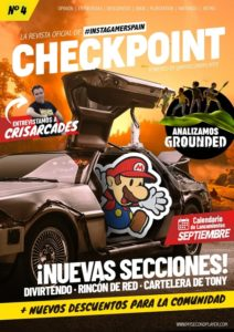 revista check point nº 4