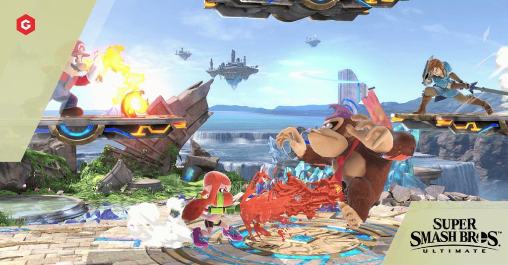 Super Smash Bros. Ultimate Throwback Throwdown
