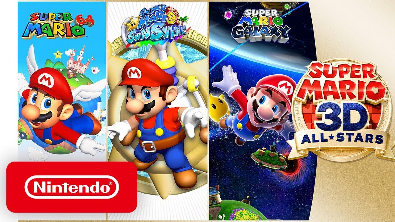 Análisis Super Mario 3D All Stars