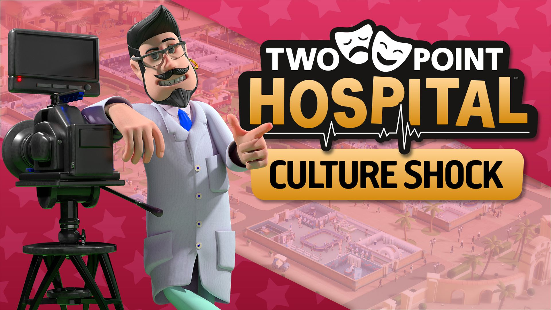 DLC de Two Point Hospital