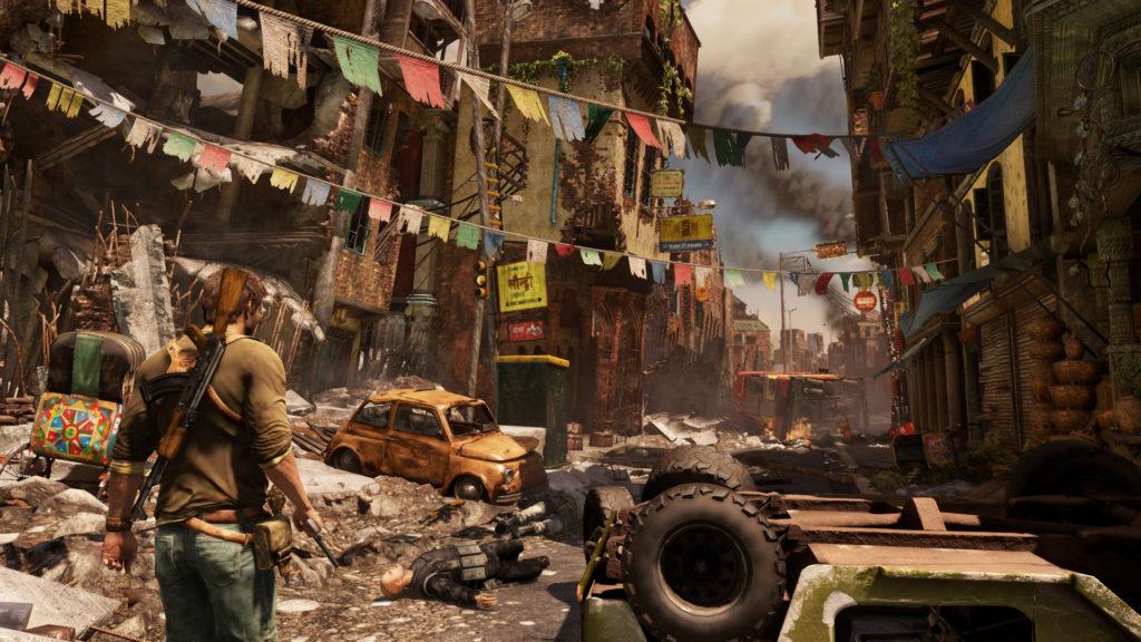 uncharted 2 urban warfare