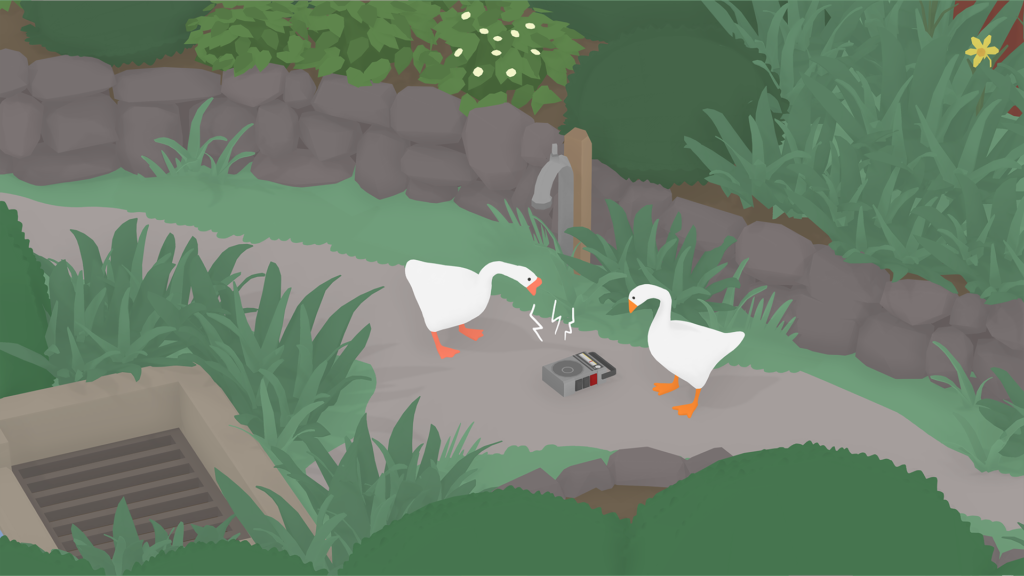 Untitled Goose Game edición física