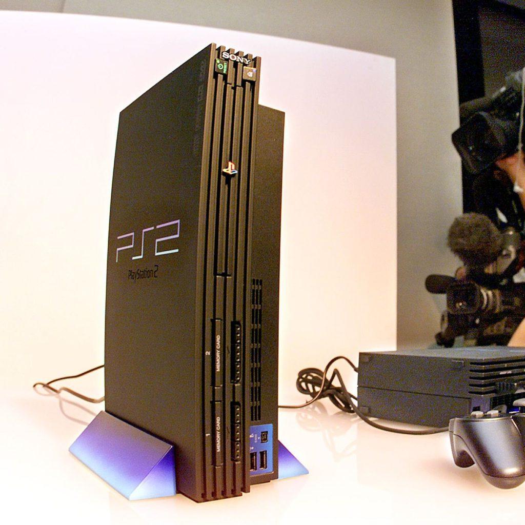 PlayStation 2 / Kenichiro Yoshida / GameLX / GX