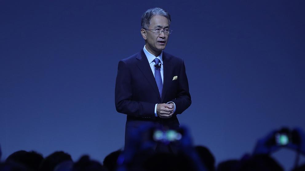 Kenichiro Yoshida en la IFA