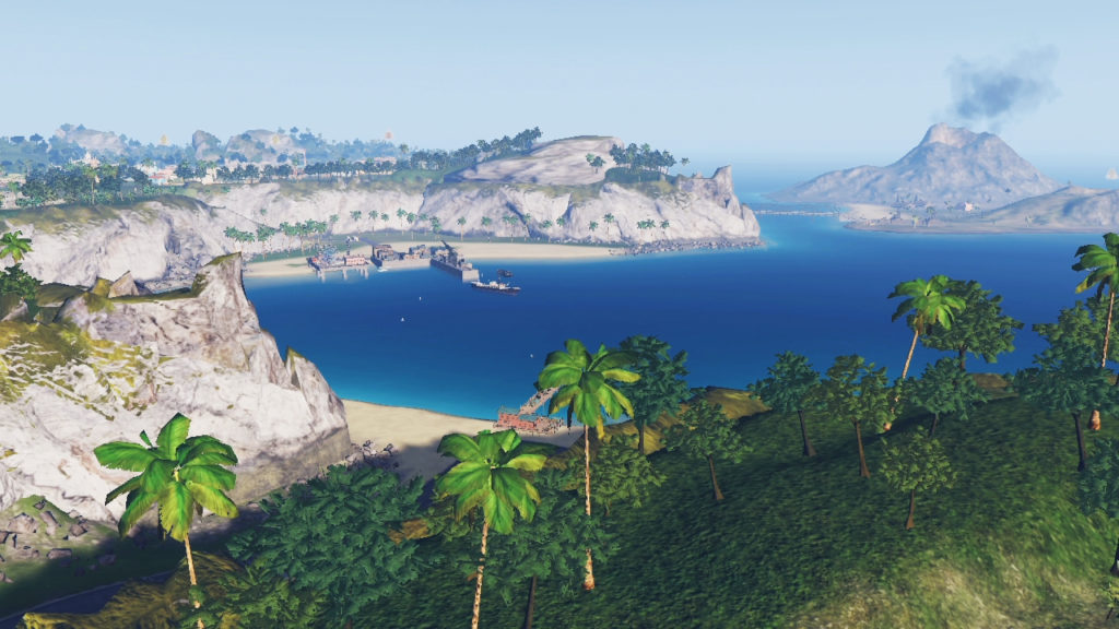 8. Tropico 6 Nintendo Switch Edition