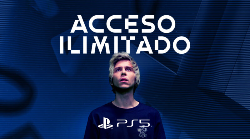 acceso ilimitado de playstation 5
