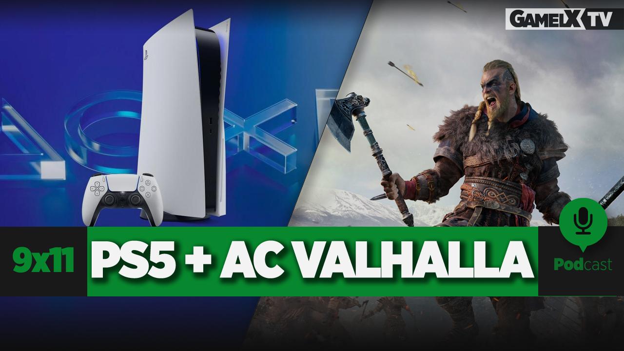 PlayStation 5 a fondo y Análisis del Assassin's Creed Valhalla