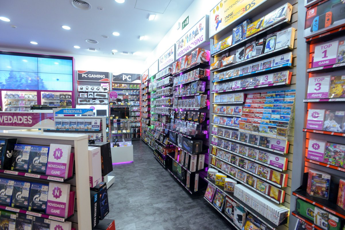 videojuegos más vendidos de octubre