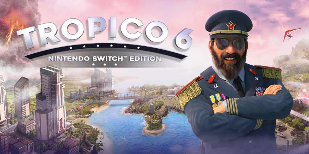 nintendo switch edition tropico 6