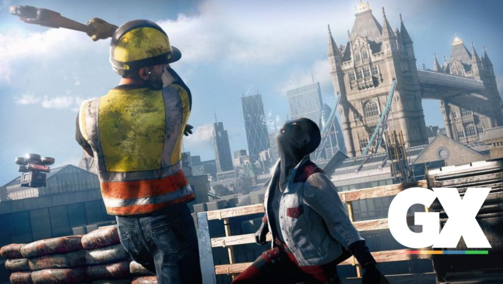 Combate Watch dogs: Legion GameLX