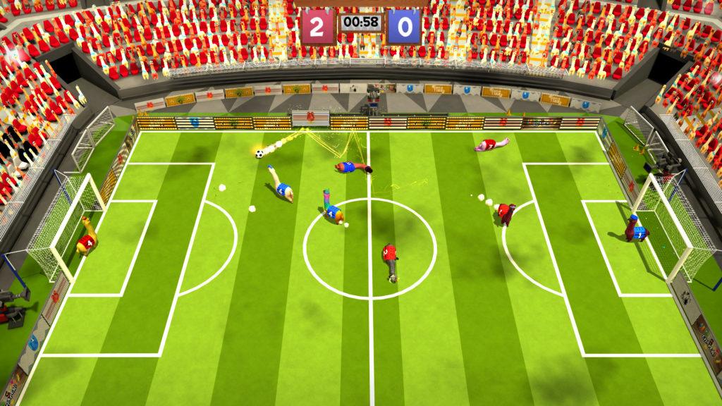 ¡¡Las ALPACAS FUTBOLERAS VUELVEN!! Llega Alpaca Ball AllStars en edición FÍSICA!! Disfruta de un peluche, la gorra y el juego físico para Nintendo Switch y PS4.