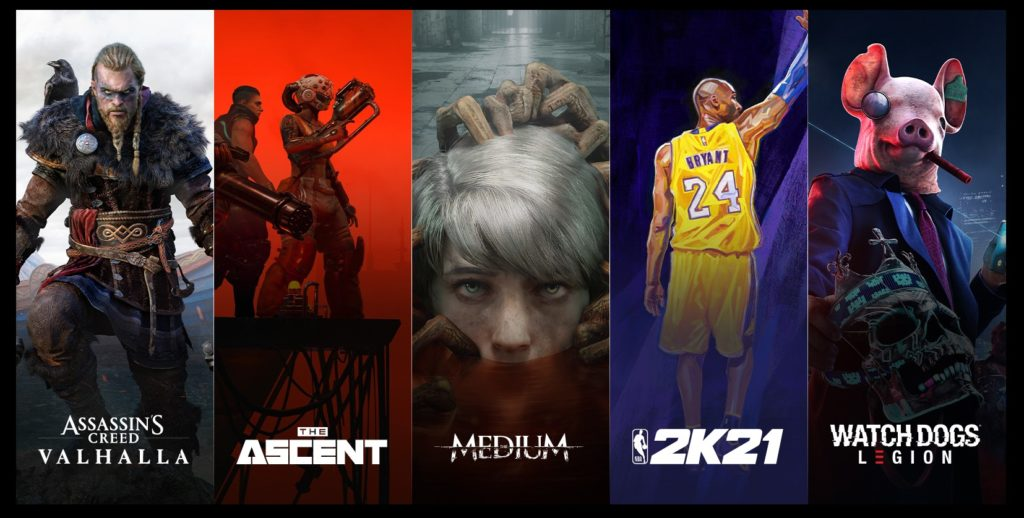 juegos xbox series